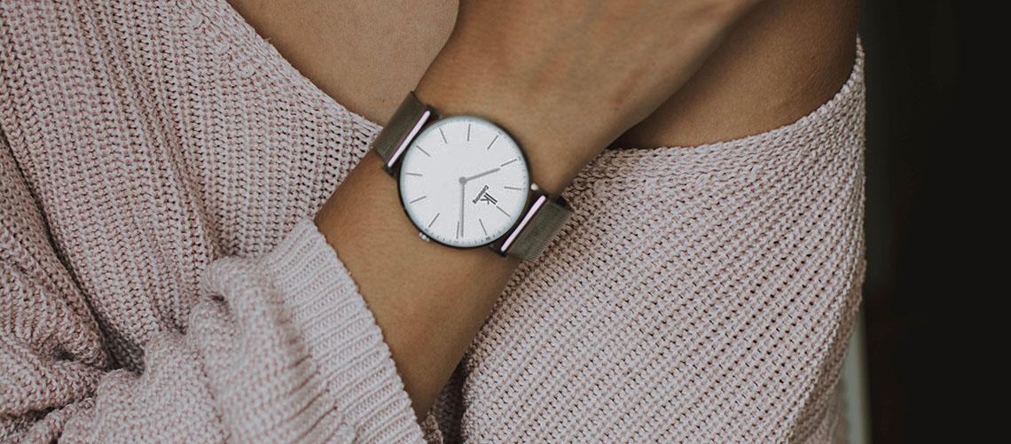 Uret – den perfekte gave til kvinden i dit liv