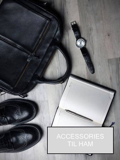 Accessories til ham